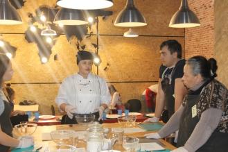 Готовим карельские пирожки взрослый кулинарный мастер-класс Мега Самара