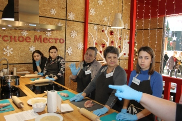 Взрослый мастер-класс котлета по-киевски МЕГА Самара
