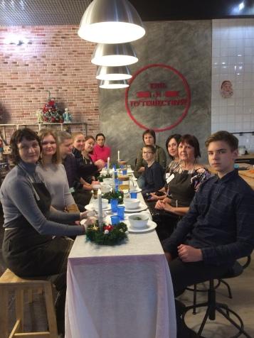 С Рождеством! Сочельник МЕГА Самара- русская кухня дореволционной Самары