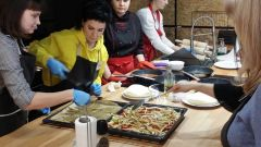 Выкладываем обжаренные первый раз баклажаны сверху МЕГА САМАРА Вкусное место турецкая кухня
